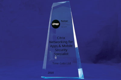 2018 Citrix Networking for Apps & Mobile Security Specialist