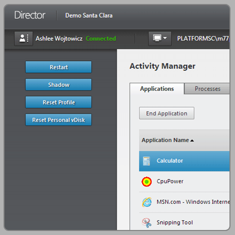 Virtual Apps and Desktops Monitoring