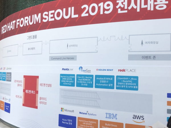 Red Hat Forum Seoul 2019